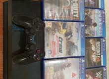 Al Riyadh - Used Playstation 4 console for sale