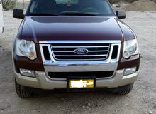Ford exploer 2008, first registration 2009