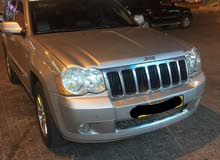 For sale 2008 Silver Grand Cherokee
