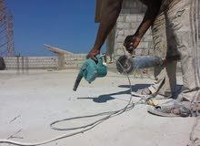 أسطى قطران لجميع المواد العزله لمنع الرطوبه والتقطير
