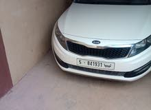 White Kia Optima 2012 for sale