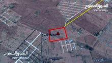 ارض للبيع مساحه 5 هكتارات طريق مصنع الاسمنت  النواقيه