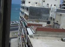 شقة بسيدي بشر تري البحر من الشباك شارع صلاح الدين شعبان
