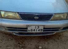 Manual Silver Nissan 1998 for sale