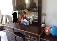 غرف نوم مستوردة بحالة ممتازة للبيع