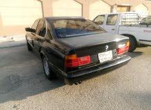 BMW 535 1990 For sale - Black color