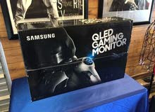 Curved Gaming Samsung LED 27inch 144hz 1Ms VA