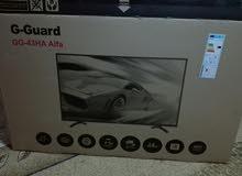 شاشة G-Guard جديدة 43 بوصه