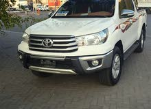 Used condition Toyota Hilux 2017 with 10,000 - 19,999 km mileage