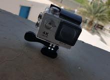 كاميرة تصوير 4Kتحت ماء إستخدام مرتين فقط