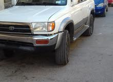 Toyota 4Runner 2000 For sale - White color