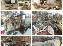 شراء جميع انواع الخرده والشلرات وغرف البويلر والرديترات والتنكات. ابو محمود.