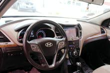 Hyundai Santa Fe 2015 in excellent condition