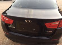 Kia Optima 2015 For sale - Black color