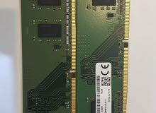 . DDR4 8×2GB RAM