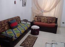 شقة للايجار  قرب مصحة حنبعل وقرب جميع المرافق الترفيهية