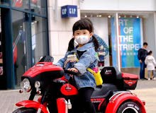 موتور شحن للاطفال