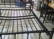 bed for sale /steel heavy duty