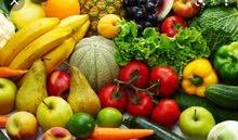 بيع الخضر و الفواكه بالجمله والتقسيط