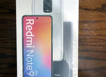 redmi note 9 pro for sell