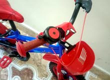 Kids bike 12in wheel size in brand new condition for sale Spiderman Kids Bicycle