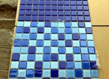 Mosaic tiles swimming pool album بلاط موزايك كريستال ل حمام السباحه