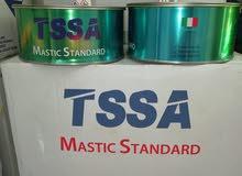 mastic standard TSSA