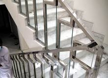 Aluminium glass upvc & steel works