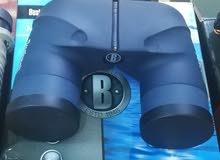 للبيع دوربيل bushnell marine 7x50