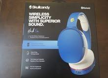 skullcandy hesh EVO Wireless Headphones 92 blue