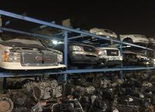 محركات دفريشنات دبلات جيرات جميع قطع السيارات المستعملة كافة الموديلات قطع وارد