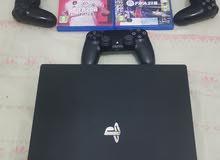 PS4 Pro 1TB 4K Jet Black