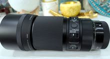 Brand new Sigma 105mm F2.8 DG DN Macro lens(Japan) for Sony E-mount
