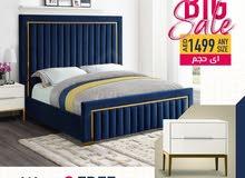 Glam Velvet Bed