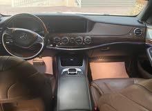 مرسيدس S550 وارد كندا موديل 2015 محول 63   2020   ماشيه 65 الف كم 4   نظيفة