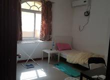 استوديو للايجار بالغرافة / studio for rent gharafah