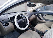 Hyundai Elantra car for sale 2015 in Muhayil city