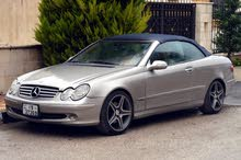 mercedes benz CLK 200 2004 avantgarde convertible for sale or trade