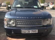 رنج روفر ايفوك 2005 classic Range Rover 2005