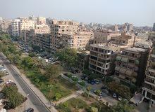 شقة للبيع 350م  فيو رائع وتشطيب على اعلى مستوى فى مصر_الجديدة
