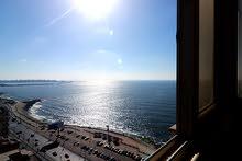 بالابراهيميه - فيو رائع على البحر - مساحة 200م - الترا سوبر لوكس