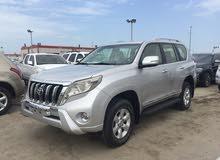 Toyota Prado in Sharjah