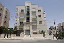 شقة للبيع في الجبيهة ام زويتينة طابق ارضي مساحة 149م بتشطيبات سوبر ديلوكس