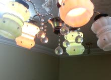 own a Used Lighting - Chandeliers - Table Lamps at a special price