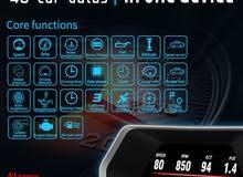جهاز قياسة السرعه بال GPS + OBD2