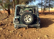 Jeep Wrangler Used in Benghazi