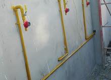 gas pipe installation (home, villas, restaurant, building) Italy fittings