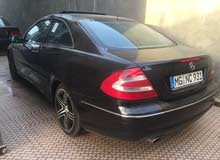 180,000 - 189,999 km mileage Mercedes Benz CLK 320 for sale
