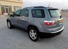 Blue GMC Acadia 2008 for sale