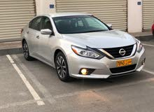 Nissan Altima car for sale 2017 in Muscat city